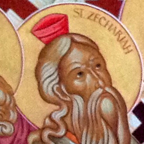 Zachariah, Father of John the Baptist