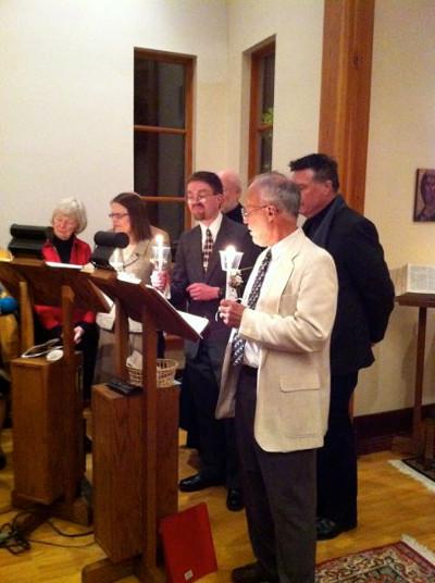 Choir, Pascha 2011