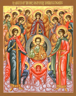 synaxis of archangels