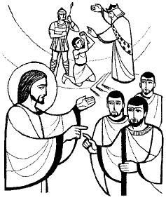 Matthew 18.23-35