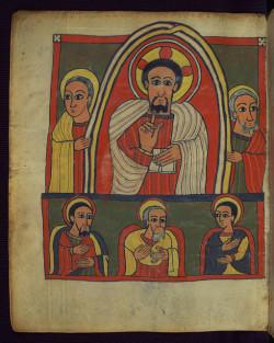 Transfiguration Ethiopian