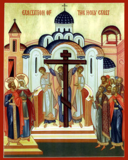 exaltation of th cross