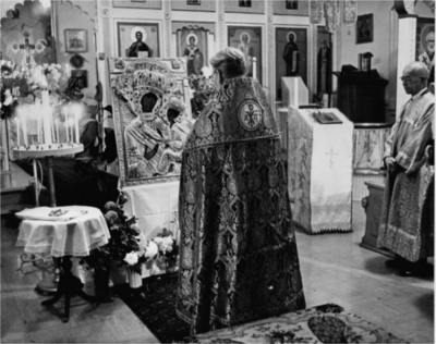 Liturgy in the Mallory Street Church