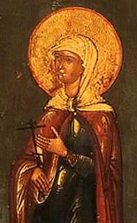 st. charitina
