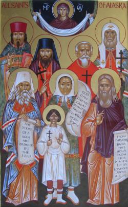All Saints of Alaska