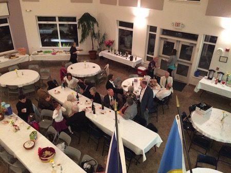 Paschal banquet