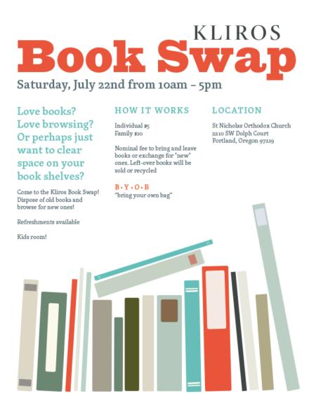 Kliros Book Swap
