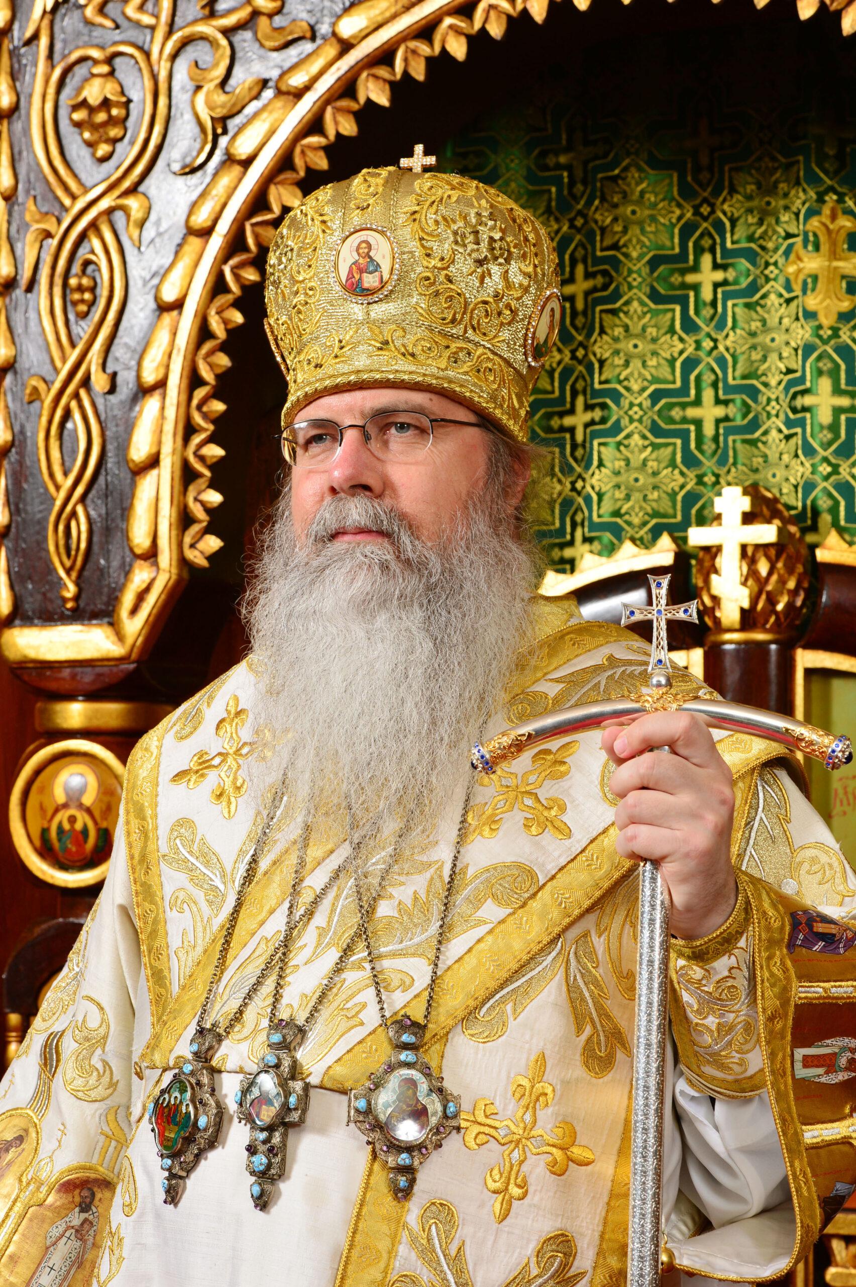 Metropolitan Tikhon of the OCA