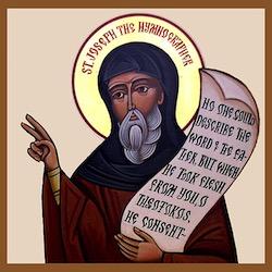 St. Joseph the Hymnographer